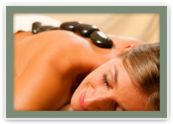 hot stone massage Spa Packages